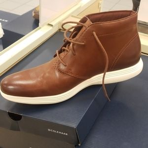 💥💥NEW Cole Haan Men Leather Boots